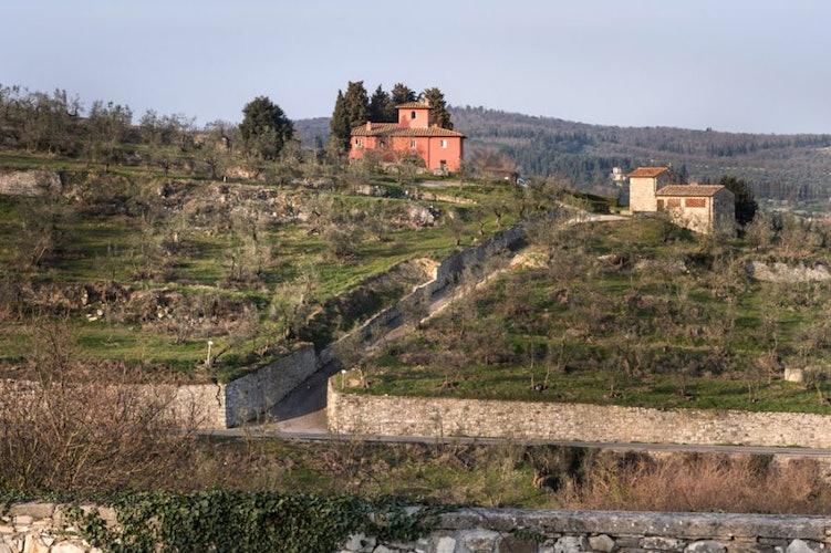 Agriturismo villa Firenze Torre a Cona