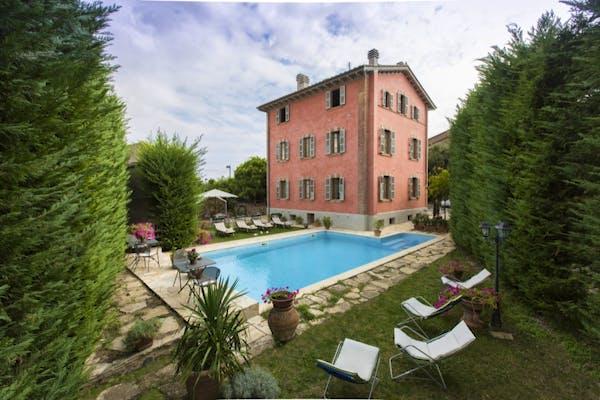 Villa Alba - Maggiori dettagli