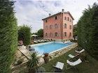 Villa Alba - Giardino e Piscina vicino San Gimignano