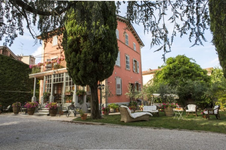 La miglior comodità è poter arrivare a piedi a San Gimignano
