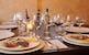 Vi è anche un ristorante per degustare piatti tipici della tradizione