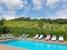 La villa è circondata da oliveti e dalle classiche colline fiorentine
