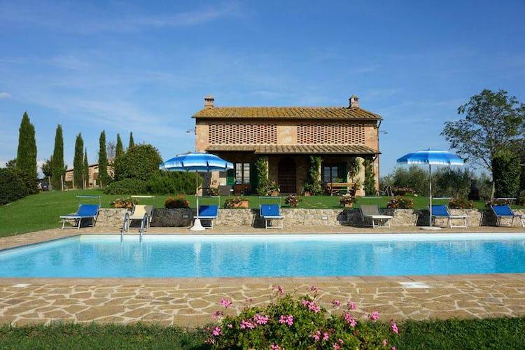 Villa Corsanello - Siena Landscape & Villa