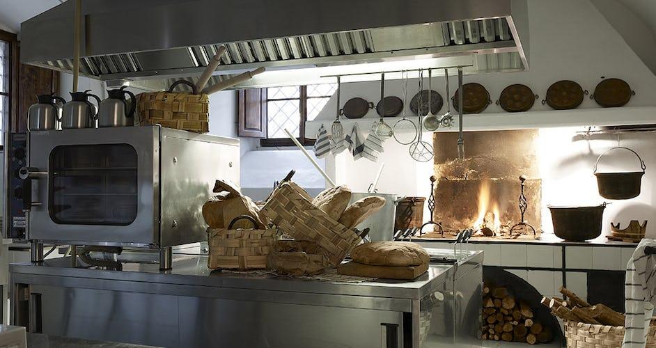 La grande cucina