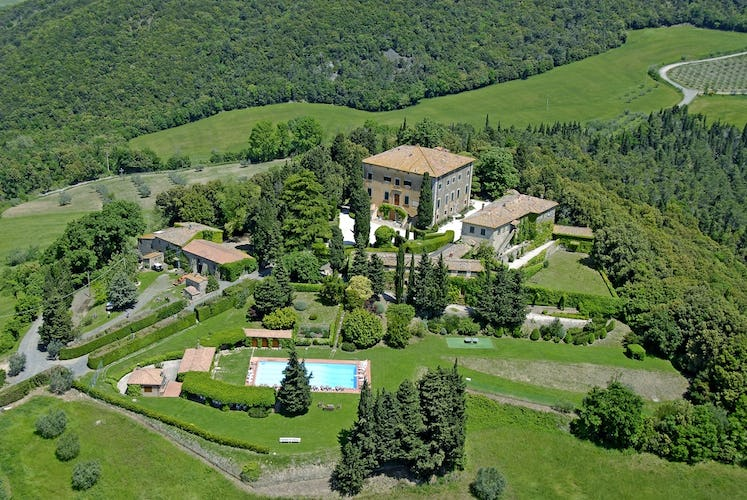Villa Ulignano - In the Tuscan Countryside