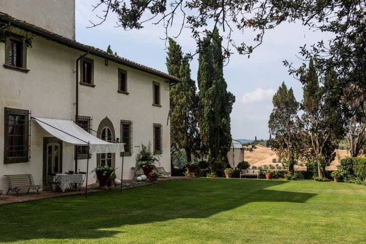 Vacanza in una villa Medicea