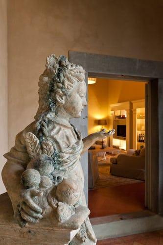 Dormire in una Villa Medicea
