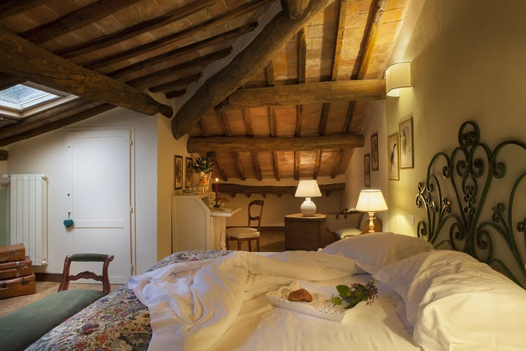 4 B&B rooms for 2 - 5 persons at Villa Fillinelle