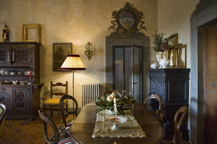 Villa Fillinelle: Spazi eleganti