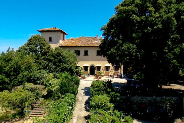 Villa Fillinelle - Maggiori dettagli