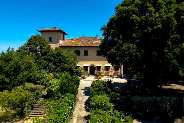 Villa Fillinelle - More details