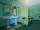 I grandi bagni costituiscono il tocco speciale di questo B&B