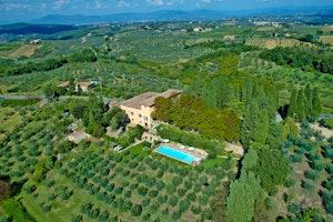 Villa il Poggiale - Click for more details