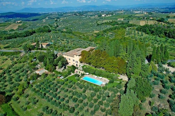 Villa il Poggiale - More details