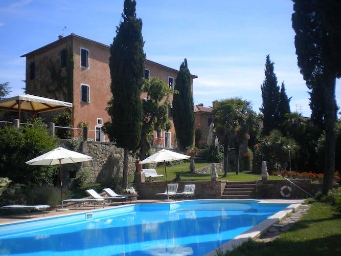 Villa Il Poggio - Tuscany Scenery