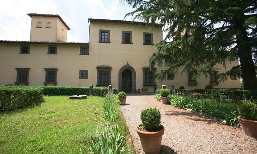 Villa il Turco - Prestigious Garden