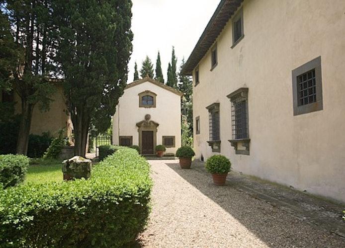 La cappella privata per celebrare cerimonie religiose