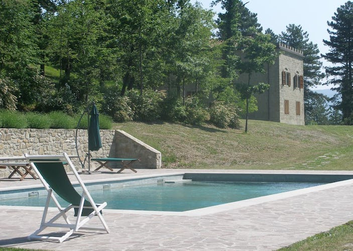 Tuscany Villa with Pool - Villa La Dogana