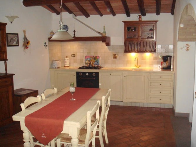 Comfortable Apartments in Tuscany Countryside
