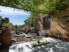 Villa Lysis - giardino privato