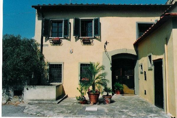 Villa Lysis - Entrata