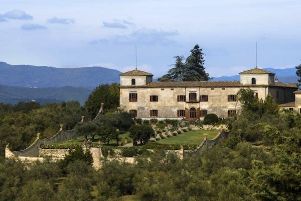 Villa Medicea di Lilliano - Maggiori dettagli