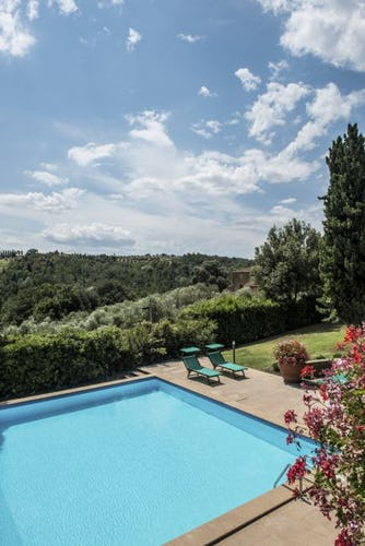 Villa Piaggia near Montaione
