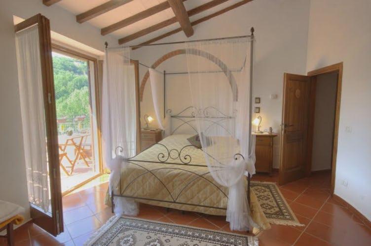 Villa Poggio di Gaville - Camera deluxe