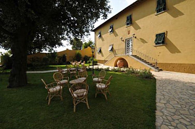 Villa Sensano - Giardino