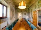 Elegant surroundings for parties and events at Villa Tolomei