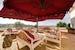 Relax sulla terrazza panoramica e vista mozzafiato sul paesaggio