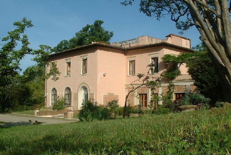 Villa Ulivi - Giardino