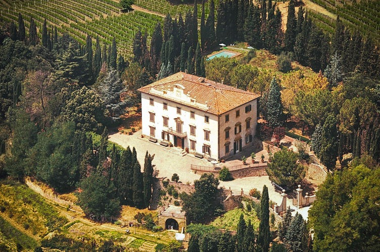 Villa Vianci - Le Colline di Chianti