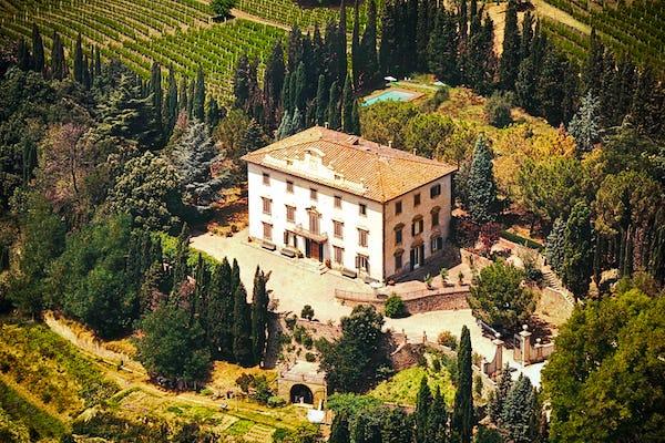 Villa Vianci - Maggiori dettagli