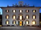 Villa Vianci by night