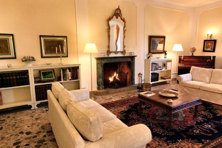 Inside Villa Vianci