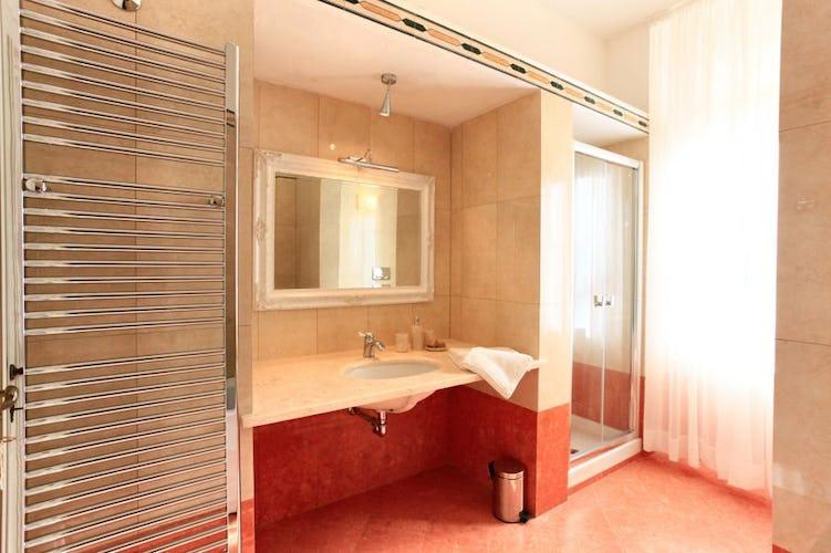 bathroom Villa Vianci è una magnifica abitazione