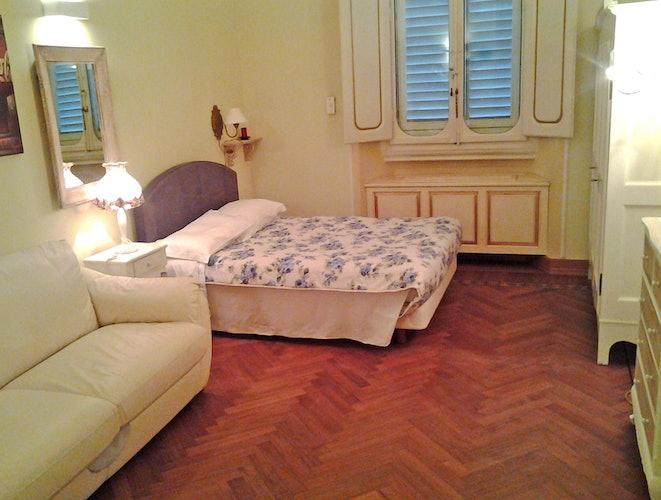Appartamento Viola - Camera